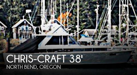 1966 Chris-Craft COMMANDER 38