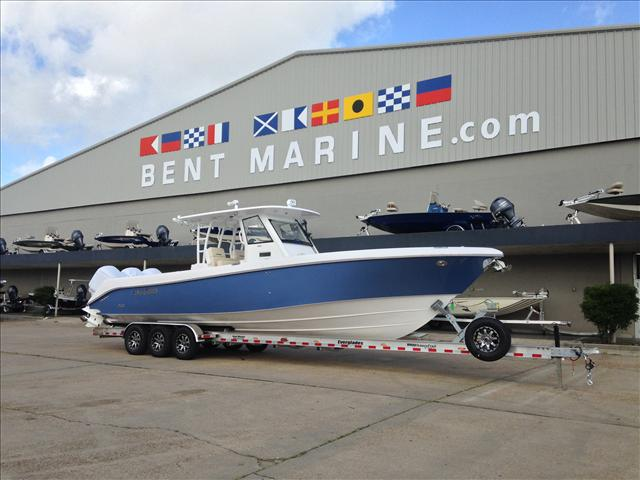 2016 everglades boats 355t 35 foot 2016 everglades boats for Used boat motors in louisiana