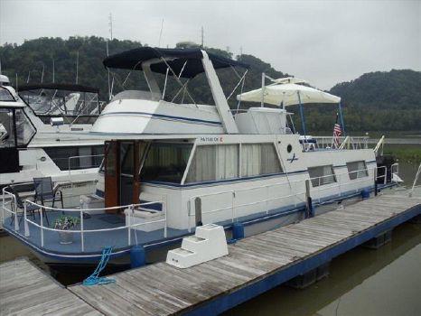 1989 KINGSCRAFT 50 Houseboat