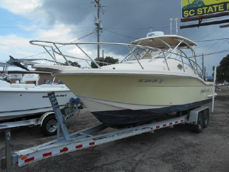 2007 Scout Boat Company 262 Abaco