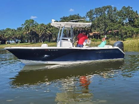 2014 SEA HUNT 225 Ultra