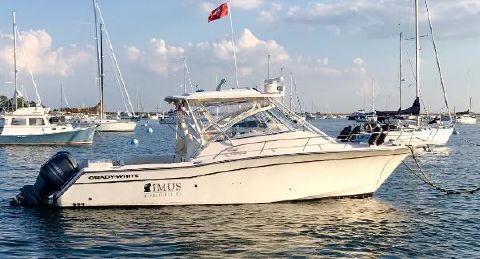 2008 Grady-White 330 Express Profile