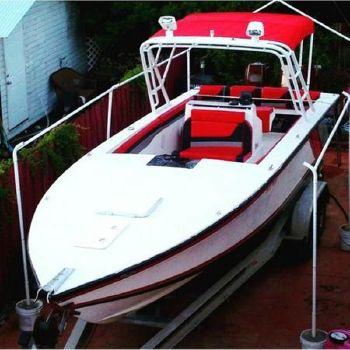 1989 Carrera Boats 27