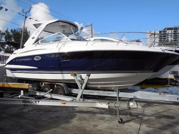 2017 Monterey 335SY | 35 foot 2017 Motor Boat in Miami FL | 4457516642 | Used Boats on Oodle ...