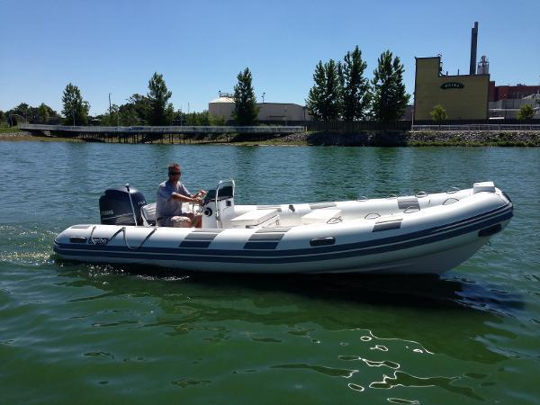2013 Caribe 20 58mph boat