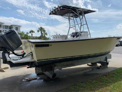 1999 SEA CRAFT 23