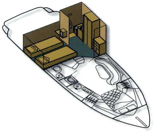 Used 1998 Cruisers 3870 Esprit, Sturgeon Bay, Wi - 54235 ...  Sea Ray Ec Wiring Diagrams on