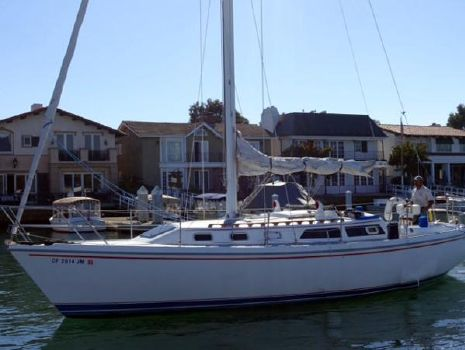 1988 Catalina Sloop La Terepia