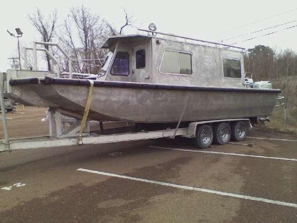 1998 La Belle crewboat