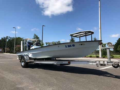 2004 Hell's Bay Boatworks 17.8 professional