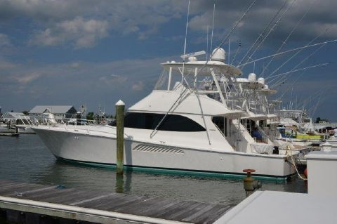 2011 Viking 50 Conv Sport Fisher Profile