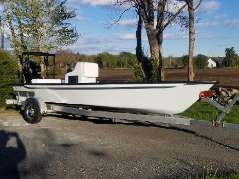 2019 Xplor Boatworks 18 Skiff