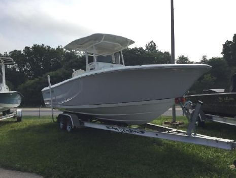 2018 Clearwater 2508CC SaltWater CenterConsole