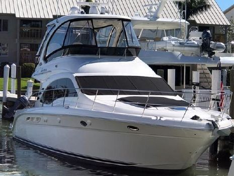 2006 Sea Ray 520 Sedan Bridge