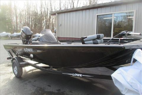 2016 Lowe Fishing Boat Stinger 175