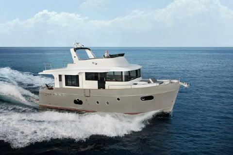 2016 Beneteau Swift Trawler 50