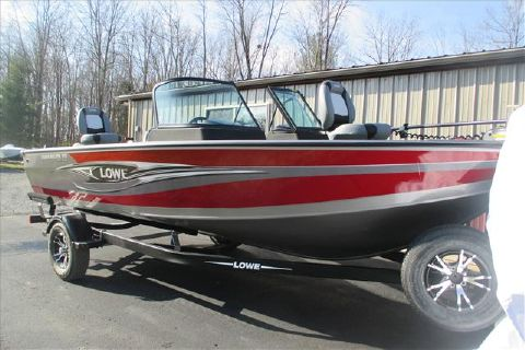 2016 Lowe 1810 WT Fishing Machine