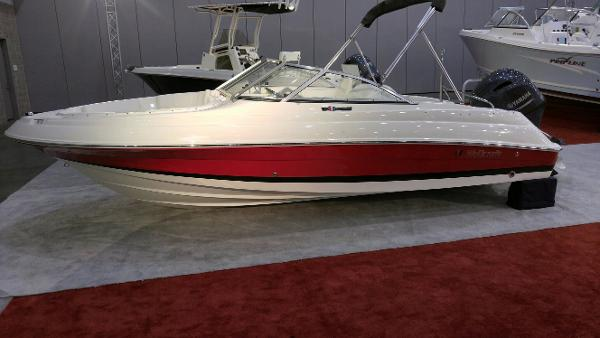 2016 Wellcraft 180 Sportsman