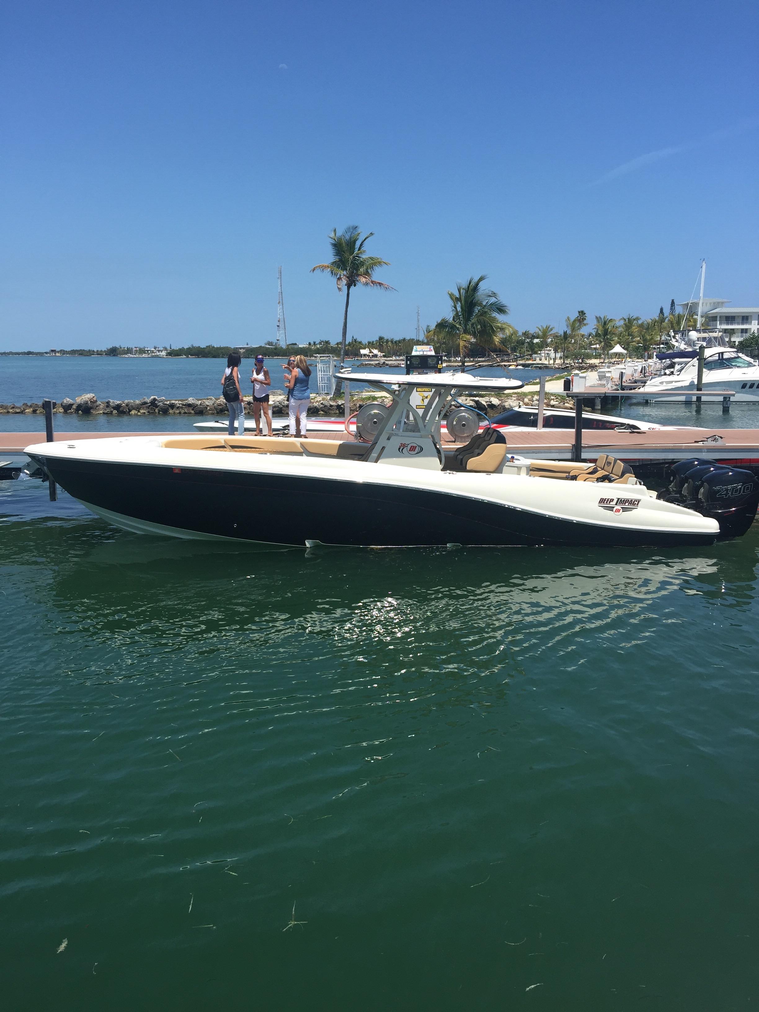 Used 2016 Deep Impact 36 Open Miami Fl BoatTrader