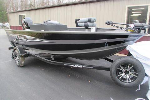 2016 Lowe Fishing Machine 165