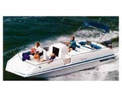 1997 Hurricane Fun Deck 246