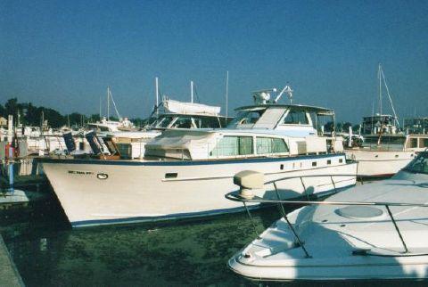 1968 Matthews 45 Yachtfish