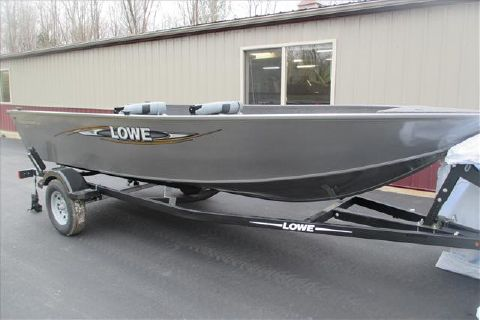 2016 Lowe 160 T Fishing Machine