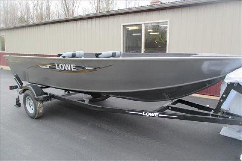 2016 Lowe 160 T Fishing Machine