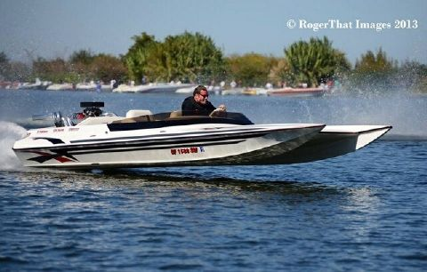2001 Eliminator Boats 21 Daytona
