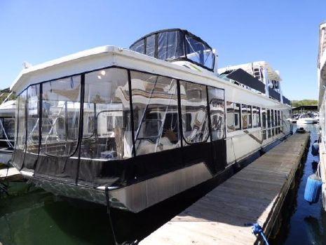 2007 Fantasy Houseboat 18x85