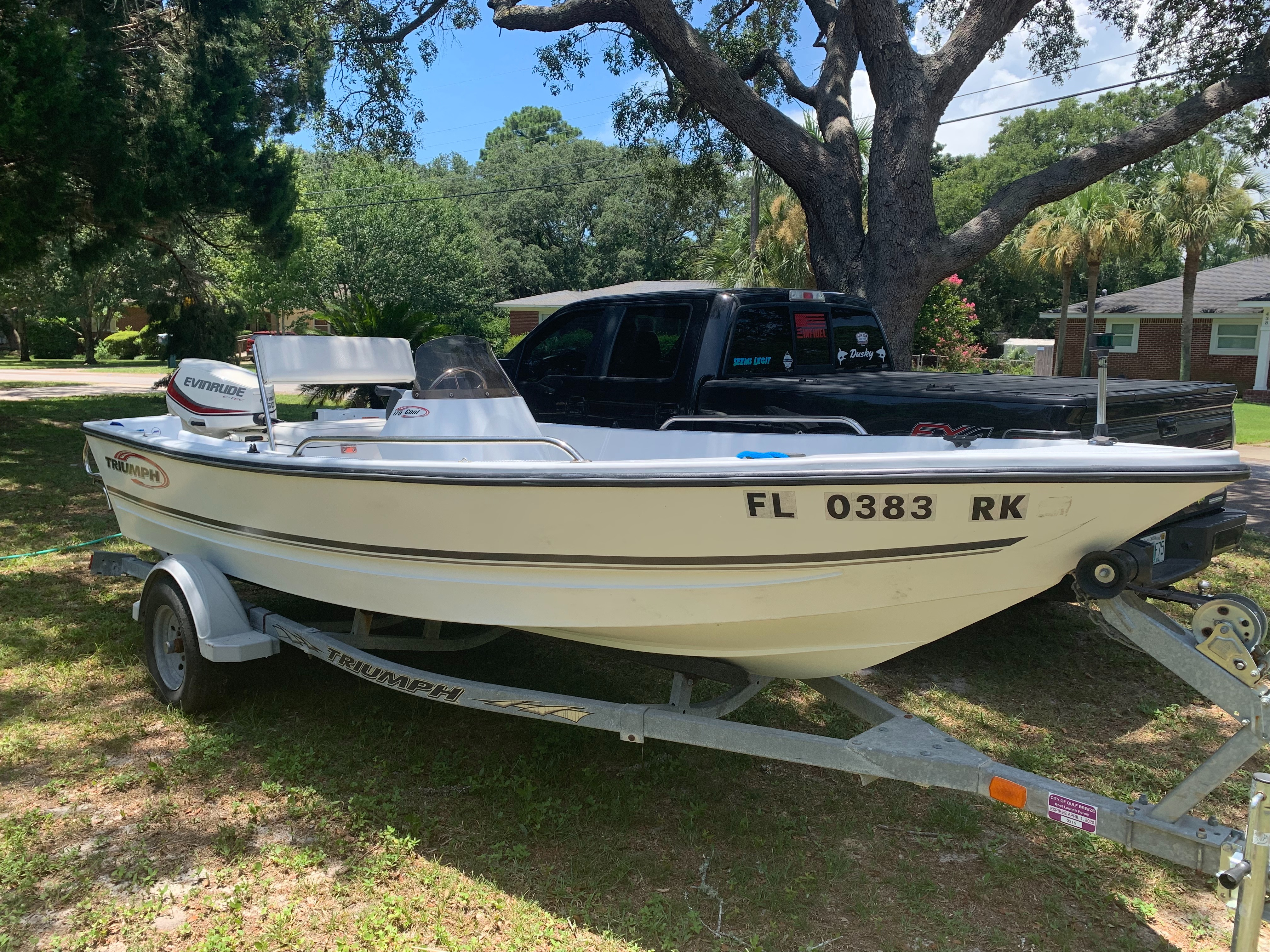 Check out this 2004 TRIUMPH 170 Cool on Boattrader com
