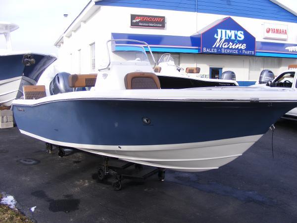 2017 Tidewater Boats 198 CC