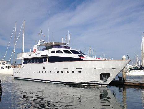 1990 Azimut Motor Yacht