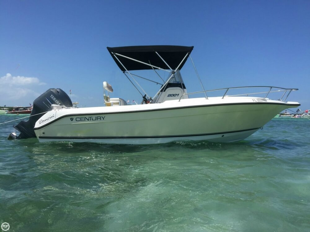 Check out this 2006 CENTURY 2001 CC on Boattrader com