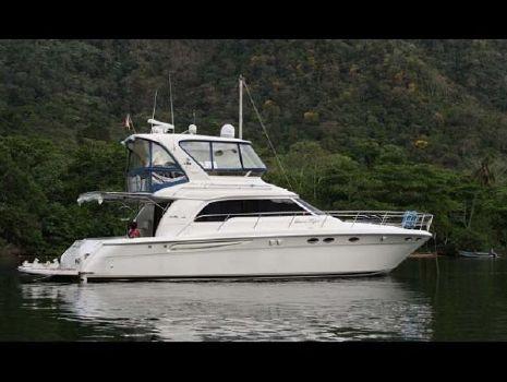 2000 48 Sea Ray Sport Yacht Main Profile