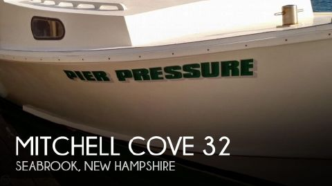 2000 Mitchell Cove 32 2000 Mitchell Cove 32 for sale in Seabrook, NH