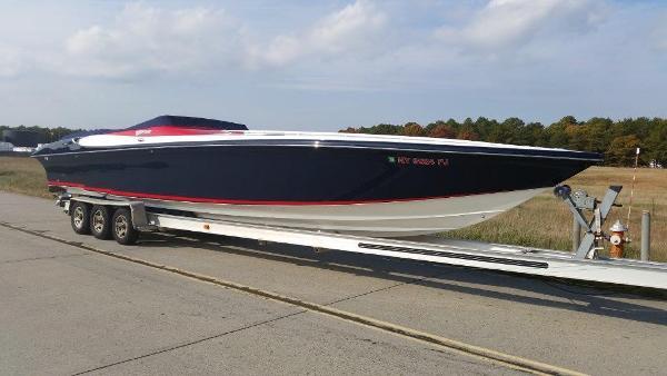 boat Astroglass hustler