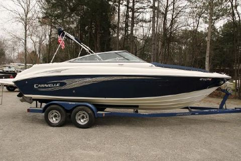 2008 CARAVELLE BOATS 242 Bow Rider