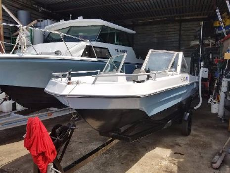 1976 SPORTCRAFT 160 Fisherman