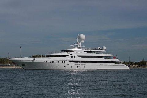 2010 Codecasa Mega Yacht Double Down