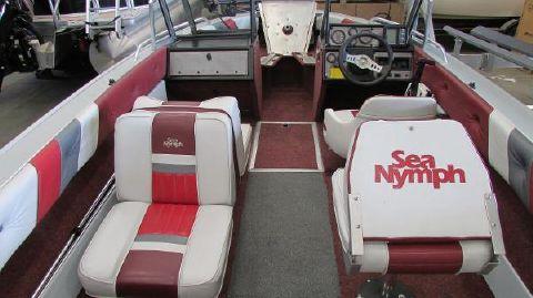 1990 Sea Nymph GLS 175 Fish n' Ski