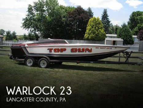 1989 Warlock 23 1989 Warlock 23 for sale in East Petersburg, PA