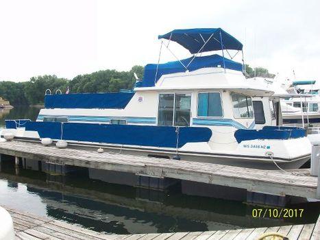 1989 Harbor Master 430