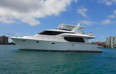 2003 Symbol Yachts 64 Pilothouse  Profile