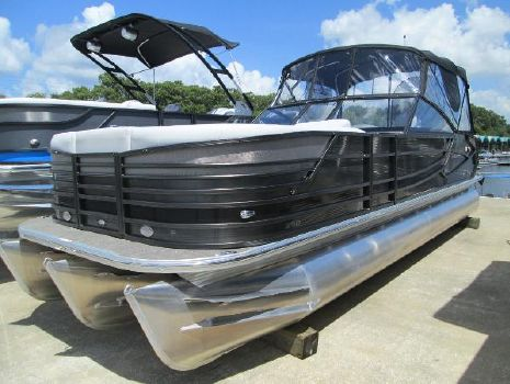 2017 Crest Pontoon Boats Continental 250