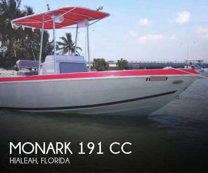 1987 Monark 191 CC 1987 MonArk 191 CC for sale in Miami, FL