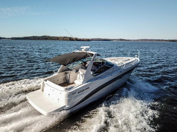 Used 2001 Four Winns 338 Vista Knoxville Tn 37772 Boattrader Com