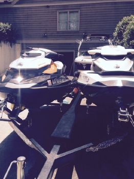 2012 Sea-Doo GTX 260 Limited