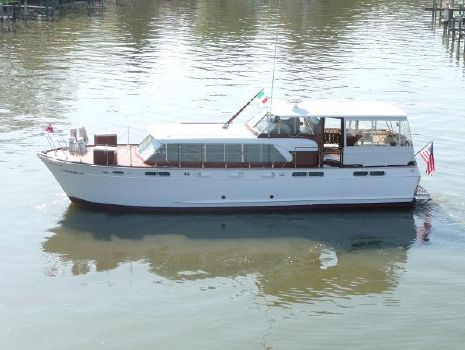 1960 Chris Craft1 50 Constellation