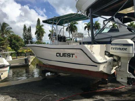 1995 Quest 217 Open Fisherman 1995 Quest 217 Open Fisherman for sale in Miami, FL
